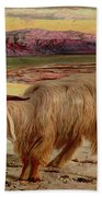 The Scapegoat Beach Towel