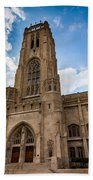 The Scottish Rite Cathedral - Indianapolis Beach Towel