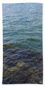 The Separation Beach Towel