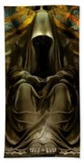 The Seven Monks Of  Tarthyohr  Beach Towel