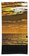 The Shell Seeker Beach Towel
