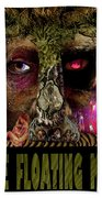 The Sighing Hours - The Floating Men Beach Towel