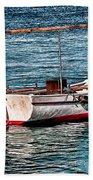 The Simple Life Mykonos Beach Towel