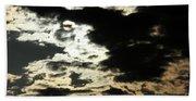 The Sky Speaks Beach Towel