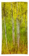 The Small Forest Beach Towel