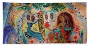 The Song Of Songs. Day Beach Towel
