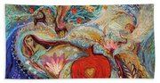 The Song Of Songs. Night Beach Towel