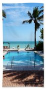 The Southernmost House Beach Towel
