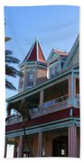 The Southernmost House In Key West Beach Towel