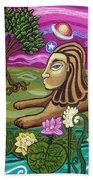The Sphinx Beach Towel