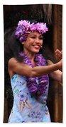 The Spirit Of Aloha Beach Towel