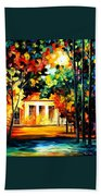 The Spirit Of The Night Beach Towel