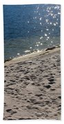 The Spirit Of Water Beach Towel