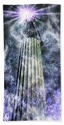 The Stormbringer Beach Towel