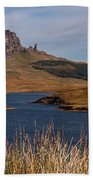 The Storr Beach Towel