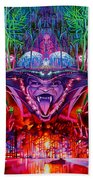 The String Cheese Incident-hulaween Beach Towel
