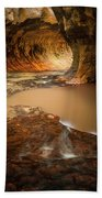 The Subway - Zion National Park Beach Towel