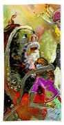 The Sweeties 03 Beach Towel