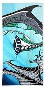 The Swimmer Beach Towel