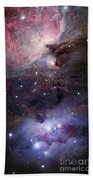 The Sword Of Orion Beach Towel