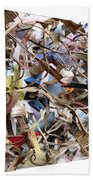 The Synergies Of Recycling Wastes And Intellects #511 Beach Towel