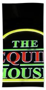 The Tequila House, New Orleans Beach Towel