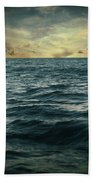 The Time I Was Daydreaming Beach Towel