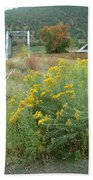 The Tracks At Pagosa Junction Beach Towel