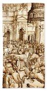 The Triumph And Vespasian De Titus 1500 Beach Towel