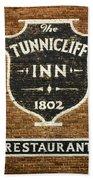 The Tunnicliff Inn - Cooperstown Beach Towel