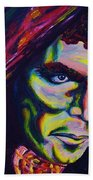 The Vampire Lestat Beach Towel