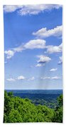 The View Beach Towel