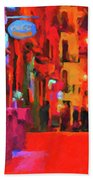 The Walkabouts - Spanish Red Moon Stroll Beach Towel