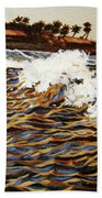 The Wave Beach Towel