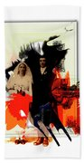 The Wedding Picture Beach Towel