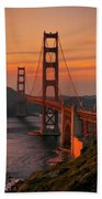 The Western Front Beach Towel