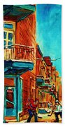 The Wilensky Doorway Beach Towel