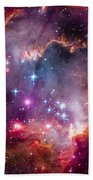 The Wing Of The Small Magellanic Cloud Beach Towel