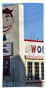 The Wonder Bar, Asbury Park Beach Towel