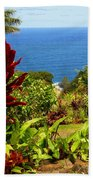 There Is A Paradise - Maui Hawaii Beach Towel