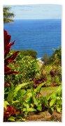 There Is A Paradise - Maui Hawaii Beach Towel