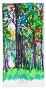 Thicket Beach Towel