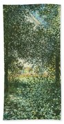 Thicket  The House Of Argenteuil Beach Towel