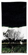 This Darkness Is But For A Time Beach Towel