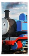 Thomas The Train Beach Towel