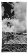 Thompson Springs Gathering Thunderstorm - Utah Beach Towel