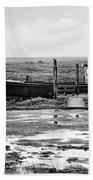 Thornham Harbour, North Norfolk Beach Sheet