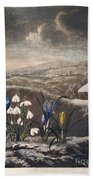 Thornton: Crocusi Beach Towel