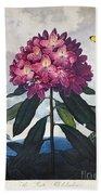 Thornton: Rhododendron Beach Sheet