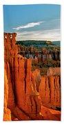 Thor's Hammer Bryce Canyon National Park Beach Towel